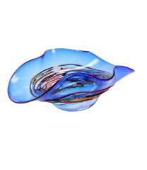 Centrotavola Acqua in vetro di Murano