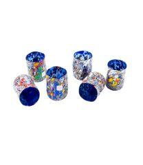Bicchieri Goti Blu