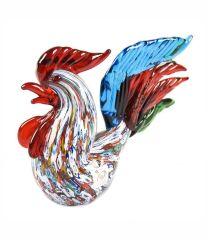 Scultura Gallo Cedrone
