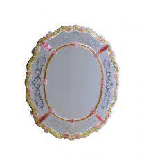 Specchio in Vetro di Murano Nobile