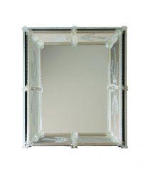 Specchio in Vetro di Murano San Basilio