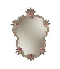 Specchio in Vetro di Murano Torcello