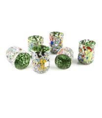 Bicchieri Goti Verde