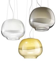 Lampadari Vistosi in vetro di Murano